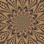 Kaleidoscope Of Flosses — Stock Photo