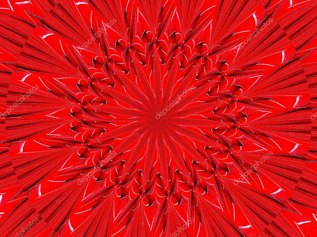 Kaleidoscope Of Flosses. can be used as a background. — Stock Photo #1053023