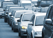 Traffic jam 3 — Stock Photo