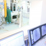 Операция на сердце — Стоковое фото