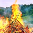 Royalty-Free Stock Photo: Bonfire