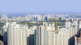 Buildings. Urban living — Stock Photo