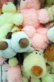 Toys in supermarket — Stock Photo