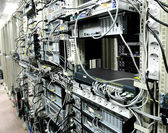 Corporate Data Center — Foto de Stock