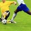 Soccer match 3 — Stock Photo #1024790