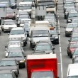 Traffic jam 1 - Stock Photo