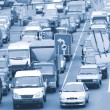 Royalty-Free Stock Photo: Traffic jam