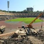 Stadium — Stock Photo