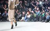 Show of fashion — Stock Photo