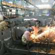 Stock Photo: Welder Work