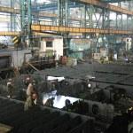 Werft — Stockfoto