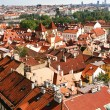 Prague Roof tops — Stock fotografie