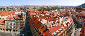 Prague. panorama — Stock Photo
