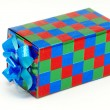 Royalty-Free Stock Photo: Present box