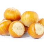 Hazelnuts — Stock Photo #1622872
