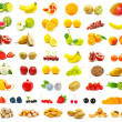 Fruits - Stock fotografie