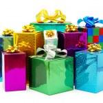 Christmas gifts — Stock Photo #1624263