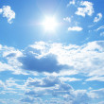 gökyüzü — Stok fotoğraf