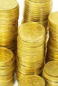 硬币 — 图库照片