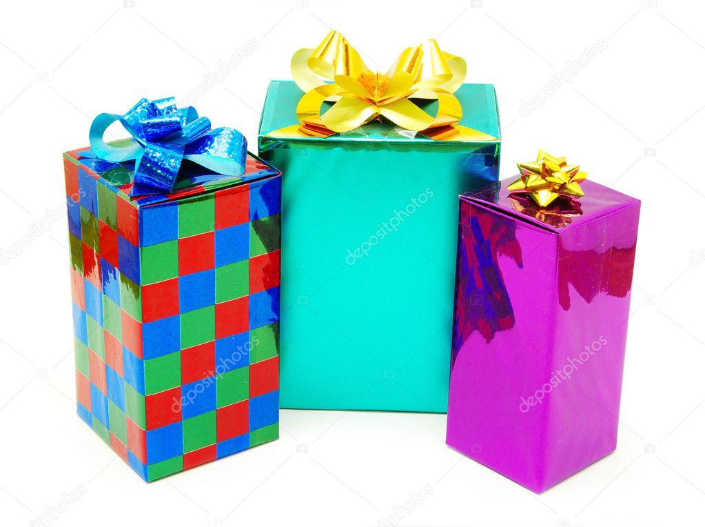 Сайт с боксами подарки