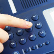 Telephone keypad - Stock Photo