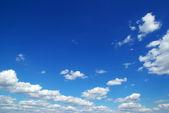 Il cielo blu — Foto Stock