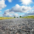 Stockfoto: Beautifully road