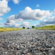 Stock Photo: Beautifully road