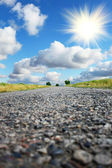 Beautifully road — Stock Photo