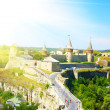 Fort in kamjanets podolsk — Stock Photo #1010012