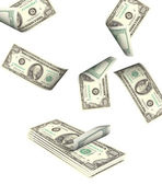 Pack of money — Foto de Stock