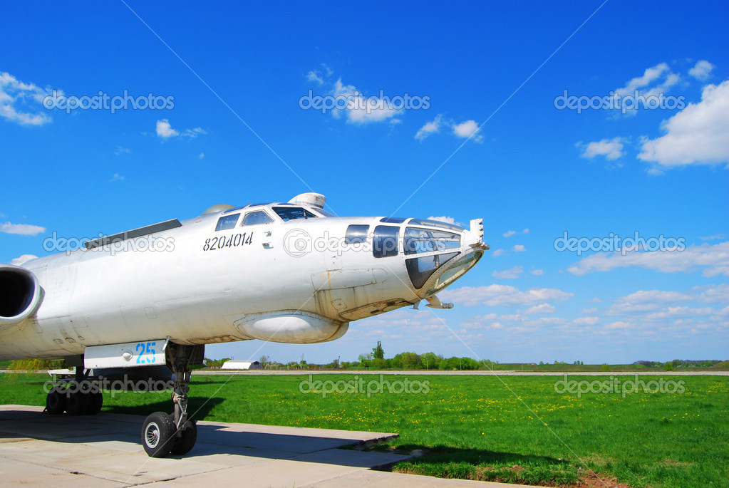 Airbus — Stock Photo #1013965