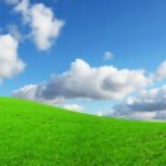 użytki zielone — Zdjęcie stockowe
