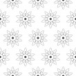 Royalty-Free Stock Vectorielle: Seamless pattern