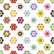 Royalty-Free Stock 矢量图片: Floral seamless pattern