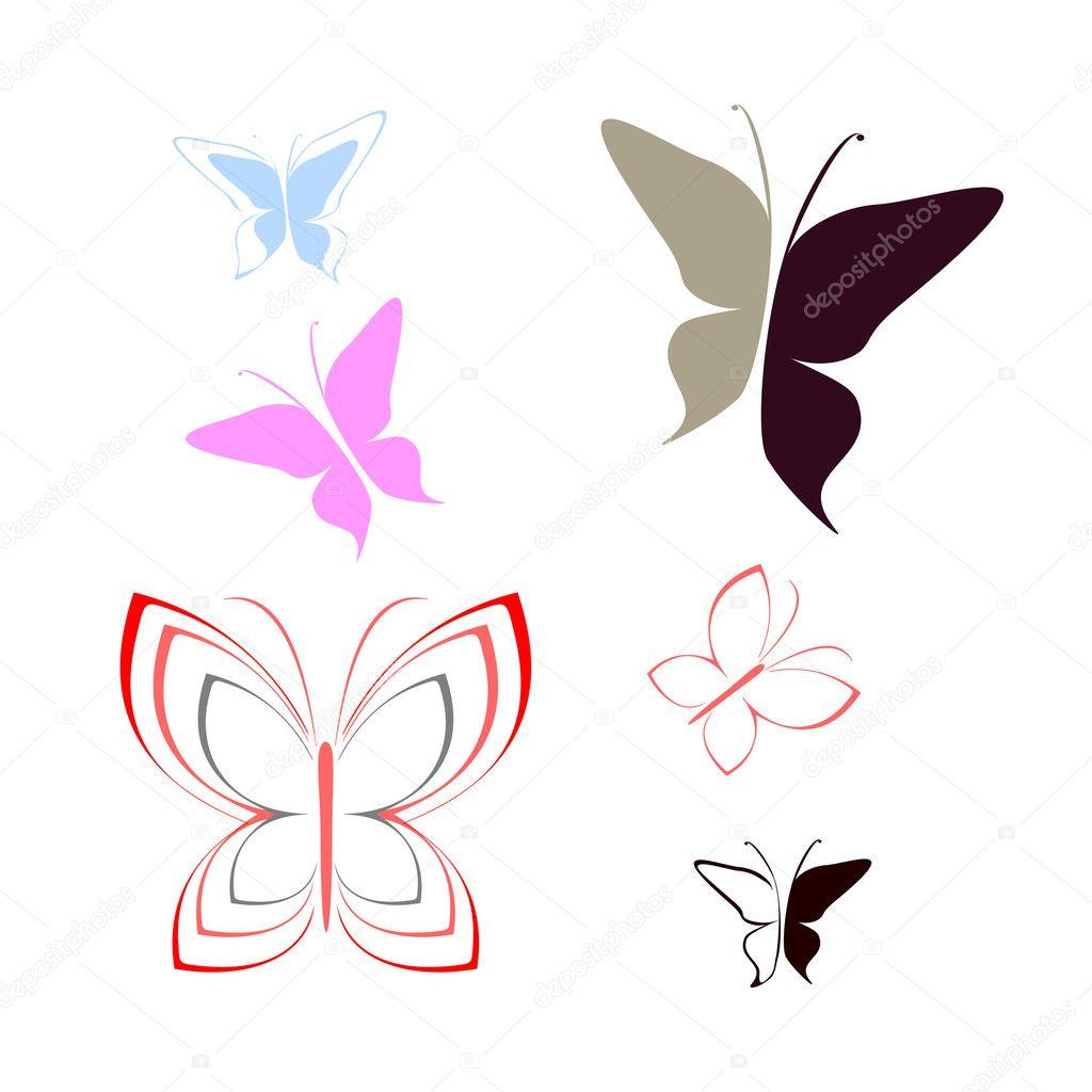 Vectores Background Butterflies Fondos Con Mariposas AjilbabCom