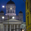 Helsinki Cathedral — Stock Photo #1074366