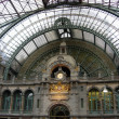 Royalty-Free Stock Photo: Antwerp railway station