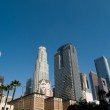 Los Angeles Skyscrapers — Stock Photo