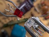 Electronic assembly — Stock Photo
