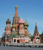 St Basil's Cathedral. — Stock Photo