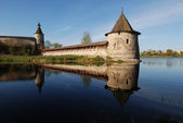 The Pskov Kremlin. Russia — Stock Photo