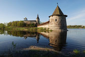 The Pskov Kremlin. Russia — Stock Photo