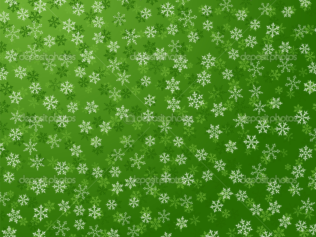 Snowflake Background — Stock Photo © Shatrov #1012115