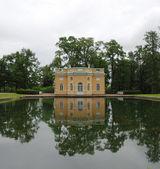 Bathhouse at Catherine Palace — Stock Photo