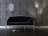 Classic room — Stock Photo