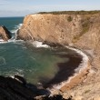 Stock Photo: Cliffs of Atlantic ocean