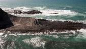 Felsen des Atlantik — Stockfoto