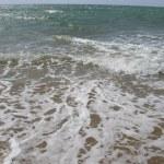Beach of Atlantic ocean — Stock Photo #1253370