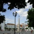 Square in VilReal St.Antonio — Stock Photo #1253395